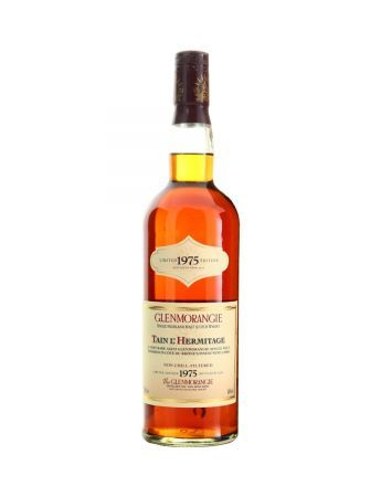 Glenmorangie Tain L'Hermitage 1975 700mL (Original Bottling with Wooden Case)