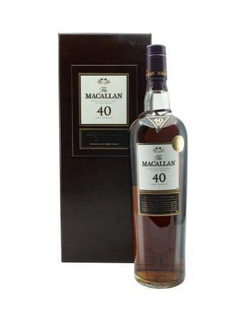 Macallan 40 Year Sherry Oak 2006 700mL