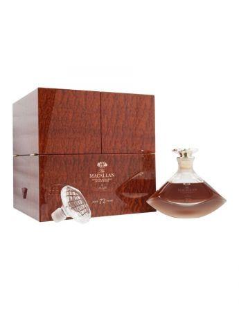 Macallan 72 Year Genesis in Lalique 750mL