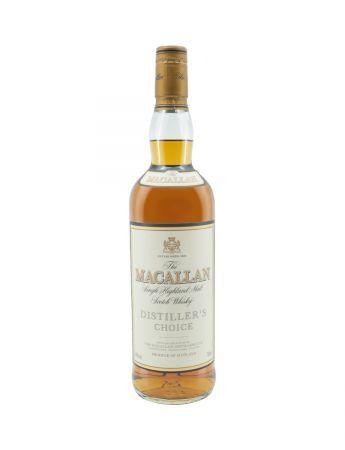 Macallan Distillers Choice Japan 750mL