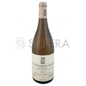 Comtes Lafon Puligny Montrachet Champgain 2001 750mL