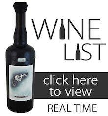 Fine Wine List