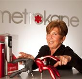 Riki Kane - Owner of Metrokane